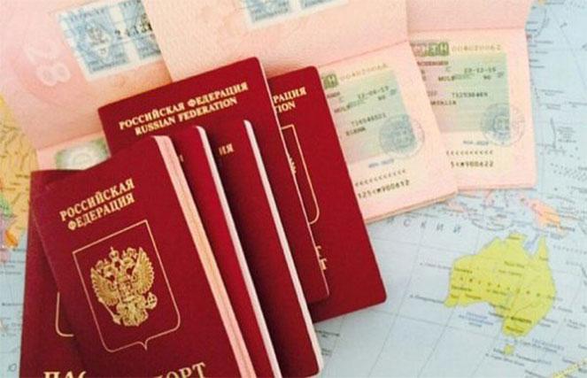 Где сдавать биометрию на визу?