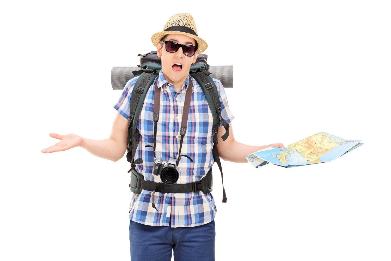 Страхи начинающих путешественников