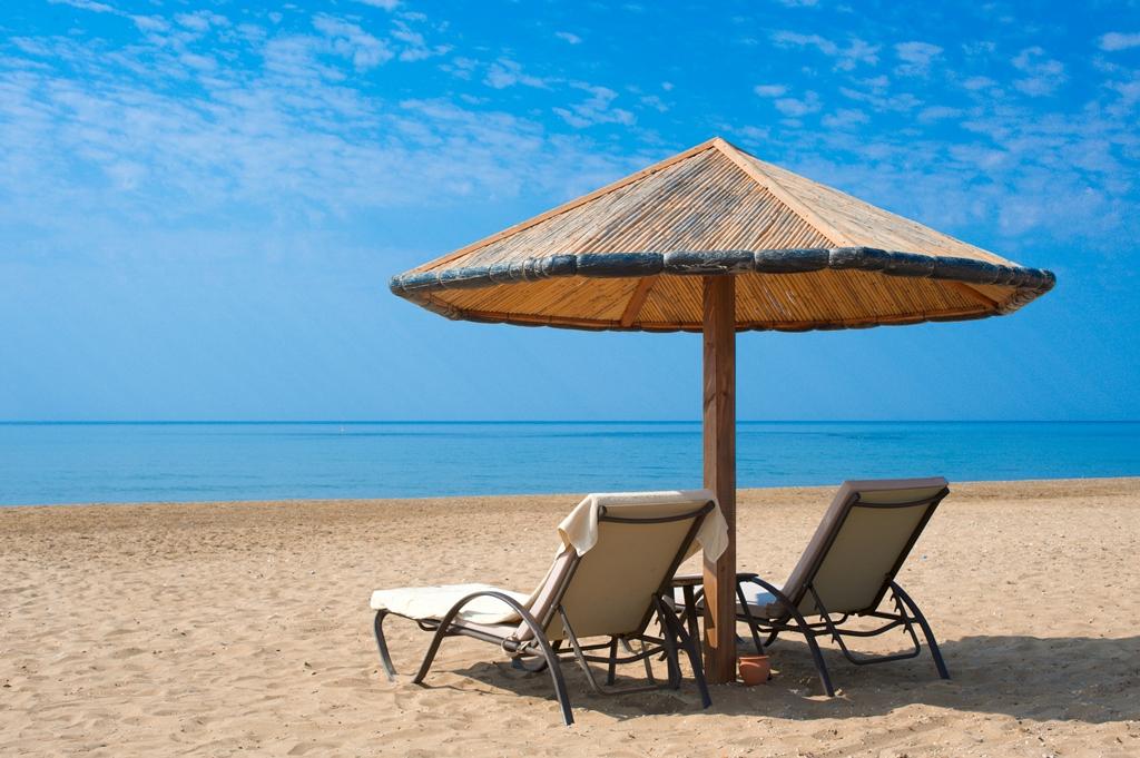 Пляжный сезон в Европе
