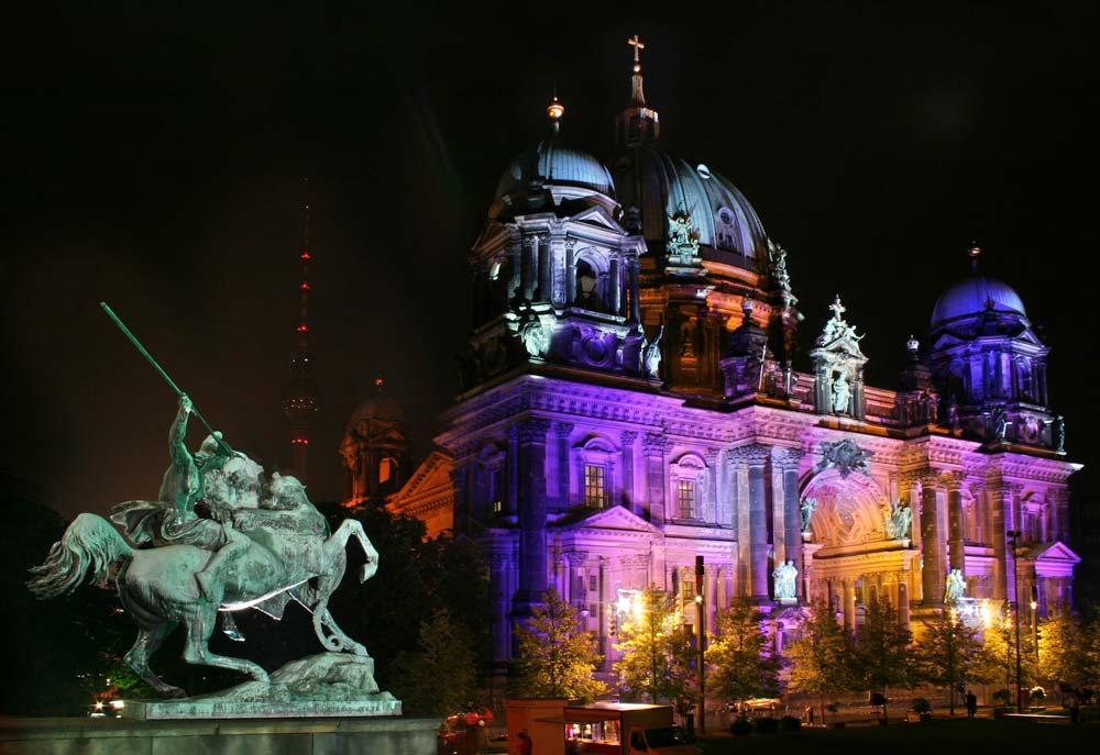5 причин не спать в Берлине