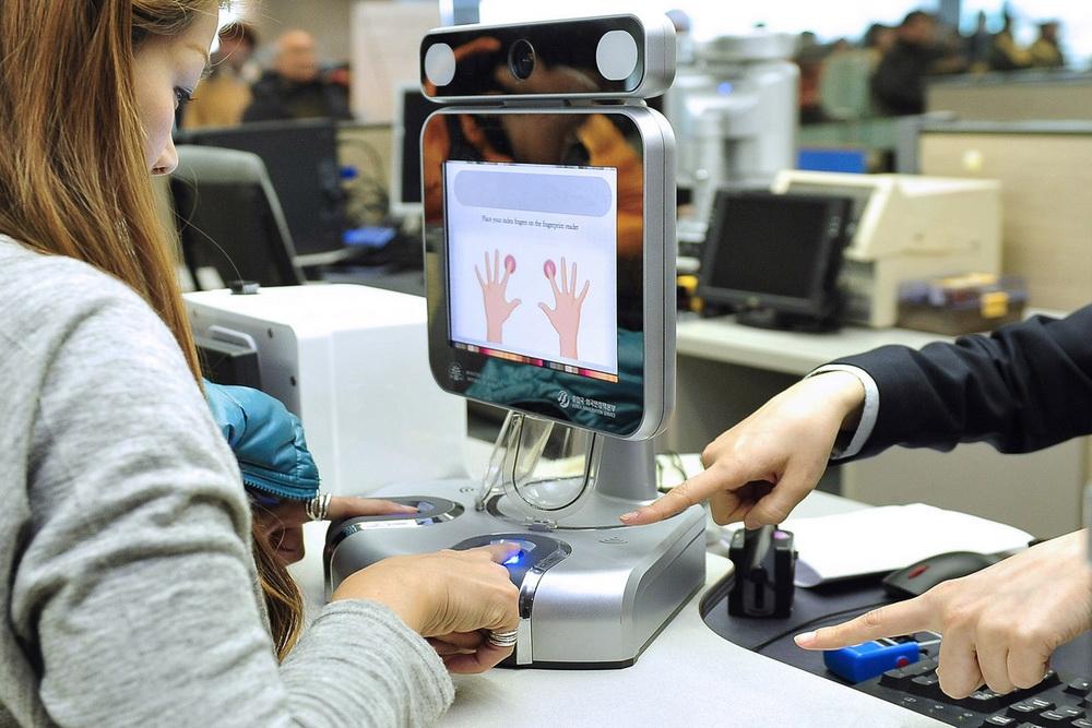 Как сдавать биометрию?