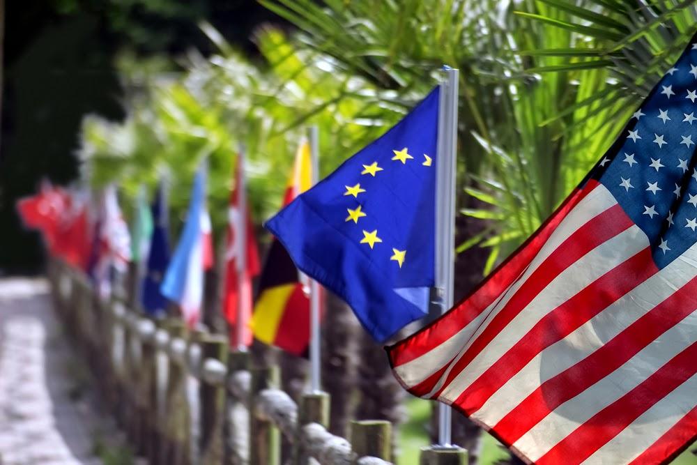 Шенген и США