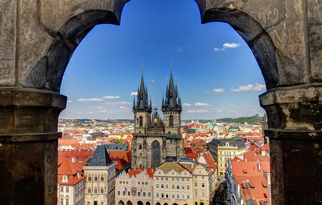 Заполнение анкеты на чешскую визу