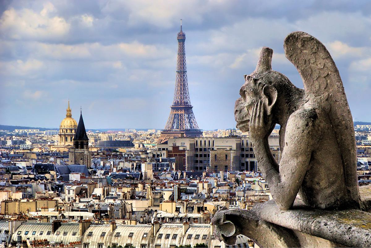 Шенгенская виза во Францию
