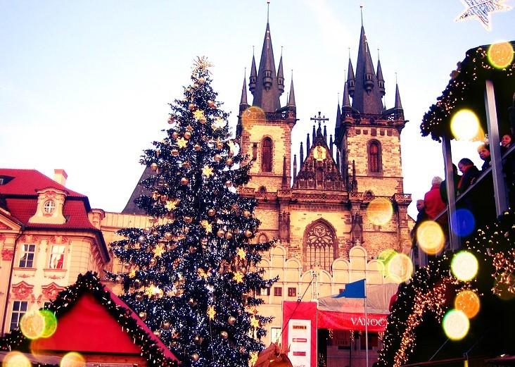 Рождество в Европе - куда поехать?