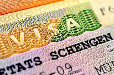 Шенгенская виза гражданам Украины